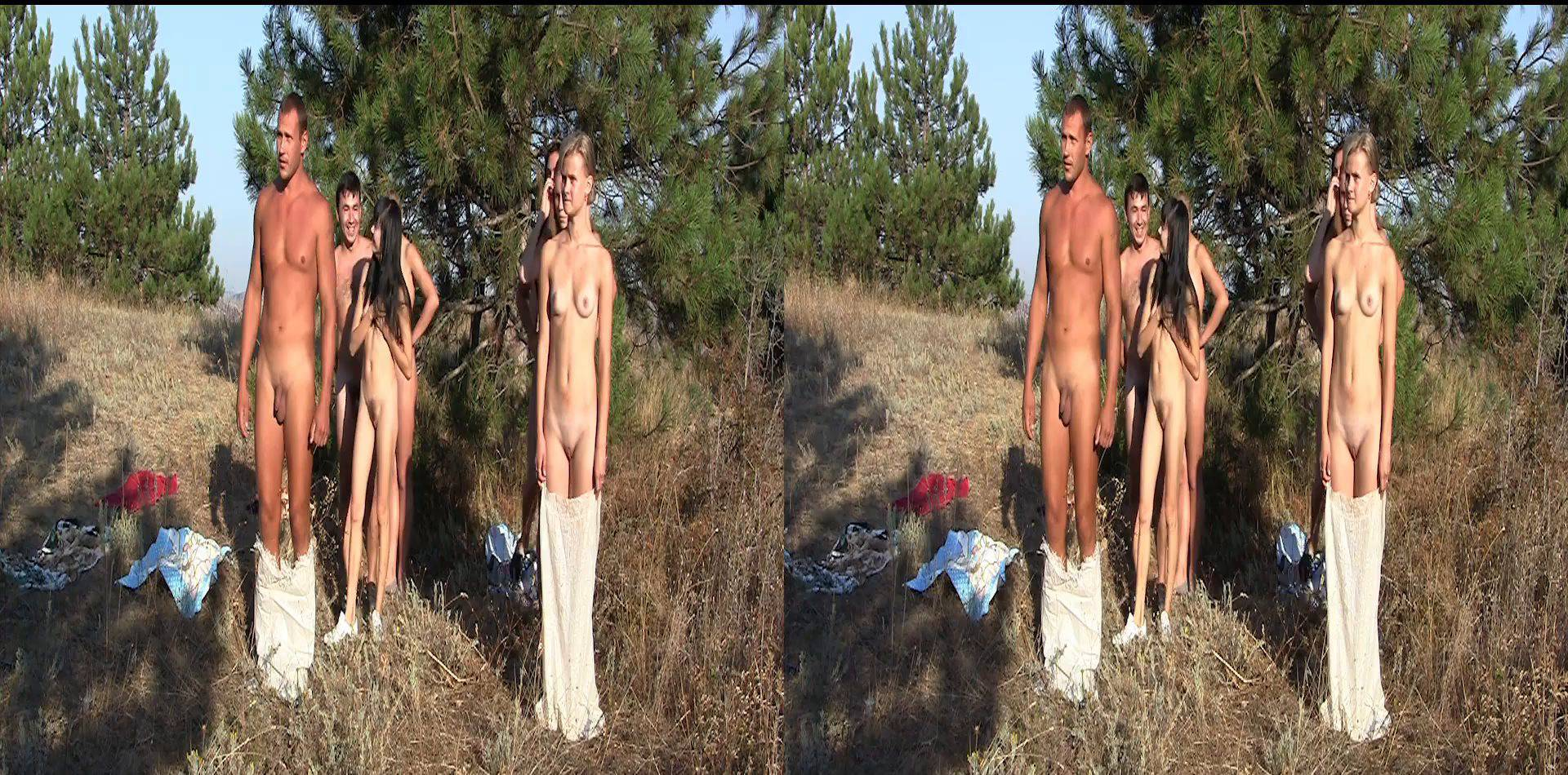 3D Nudist Adventure - 1