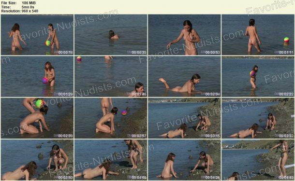 Snapshots of Sisters Idyllic Summer 2 1