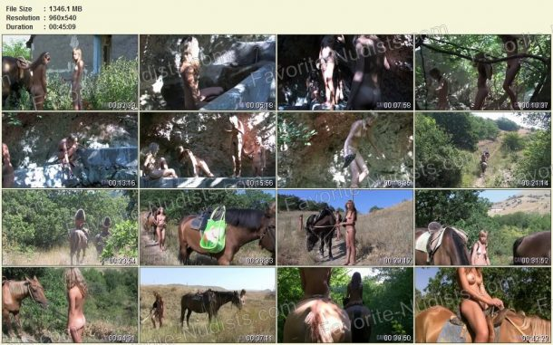 Country Horse Ride - shots 1