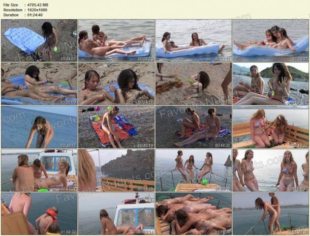 Snapshots Body Art Nudist Beach - Part 2 1