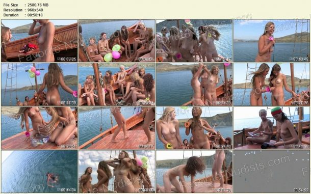 Miss Teen Crimea Naturist 2008 - thumbnails 1