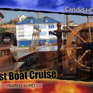 Nudist Boat Cruise