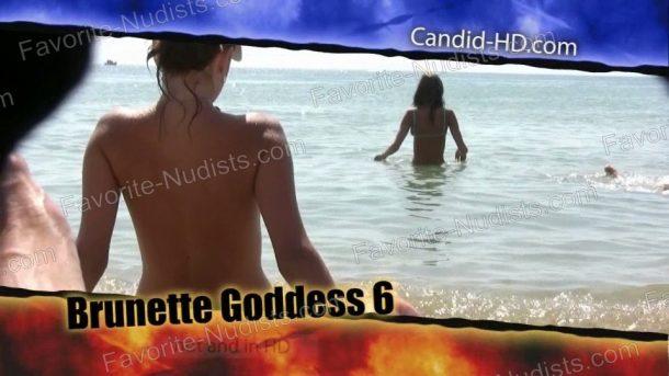 Brunette Goddess 6 snapshot