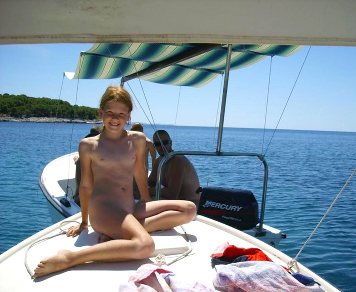 Children and home nudism - 2