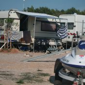 Cove Camping Scenery