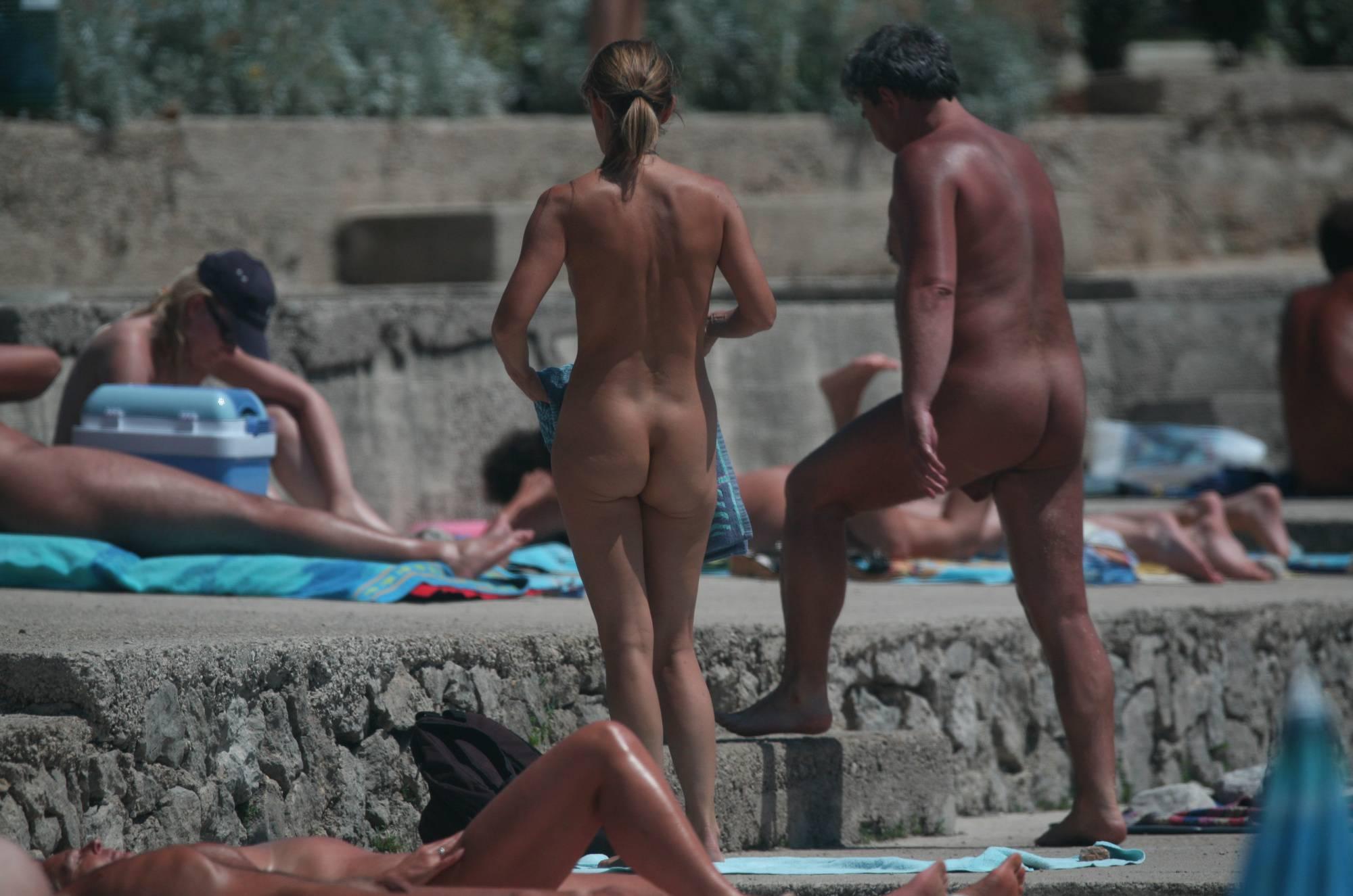 Nudist Photos Cove Pyramid Woman - 2
