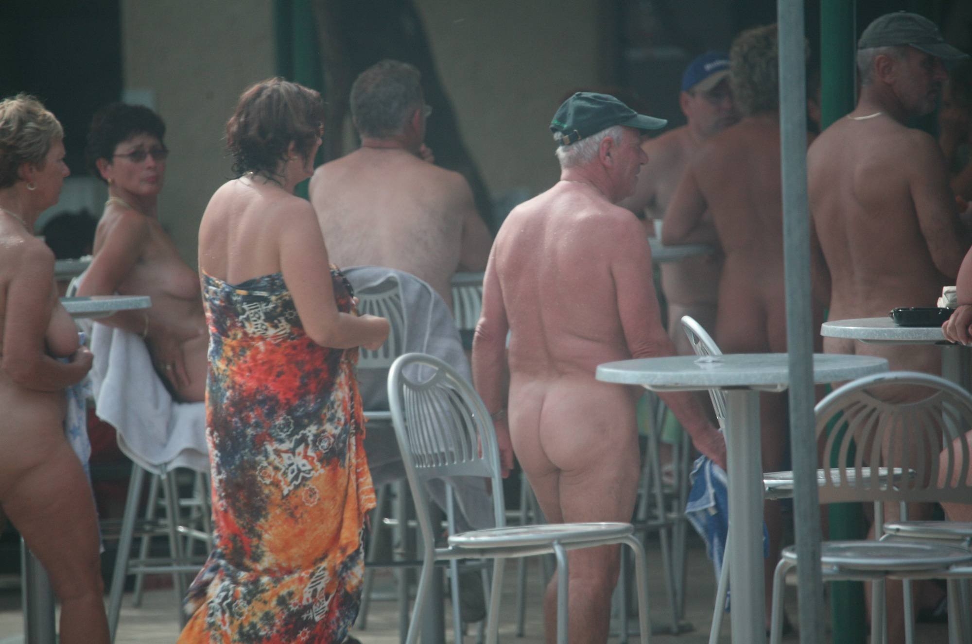 Nudist Pics Crete FKK Light Dinning - 1