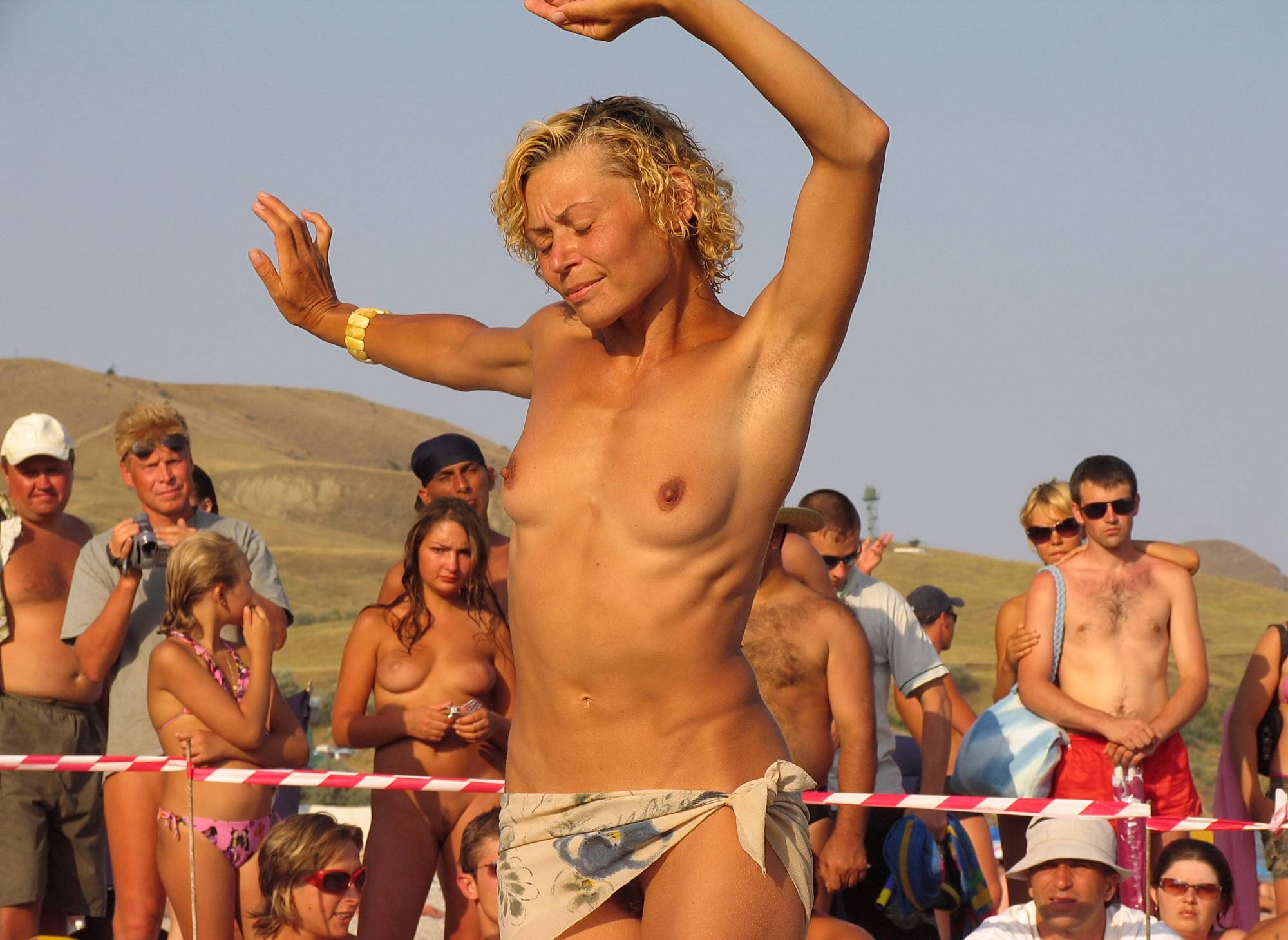Nudist Photos Daytime Tribal Dancing - 2