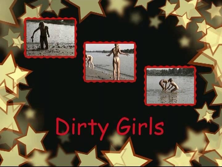 Naturist Videos Dirty Girls - Poster
