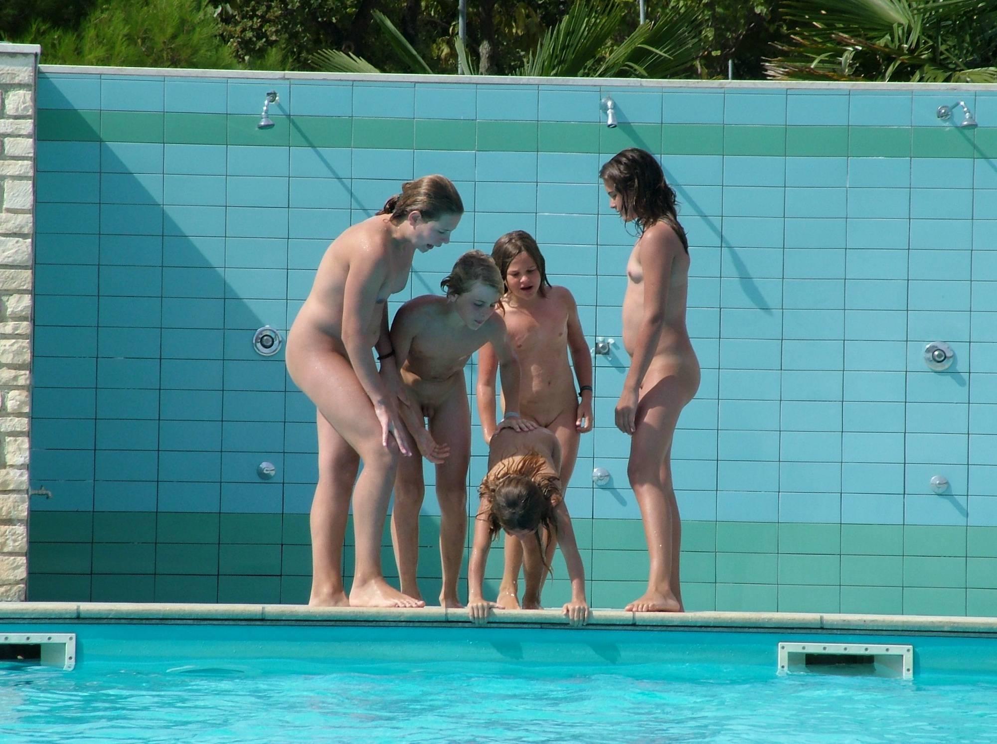 FKK Outdoor Children Pool - 1