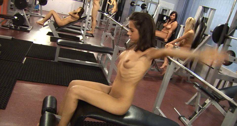 Nudist Videos Athletic and Relaxing - 1