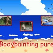 Bodypainting pure