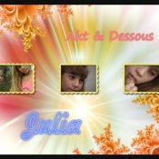 Julia Akt and Dessous