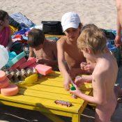 Family Beach Sport Prep