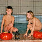 Halloween New Pumpkins