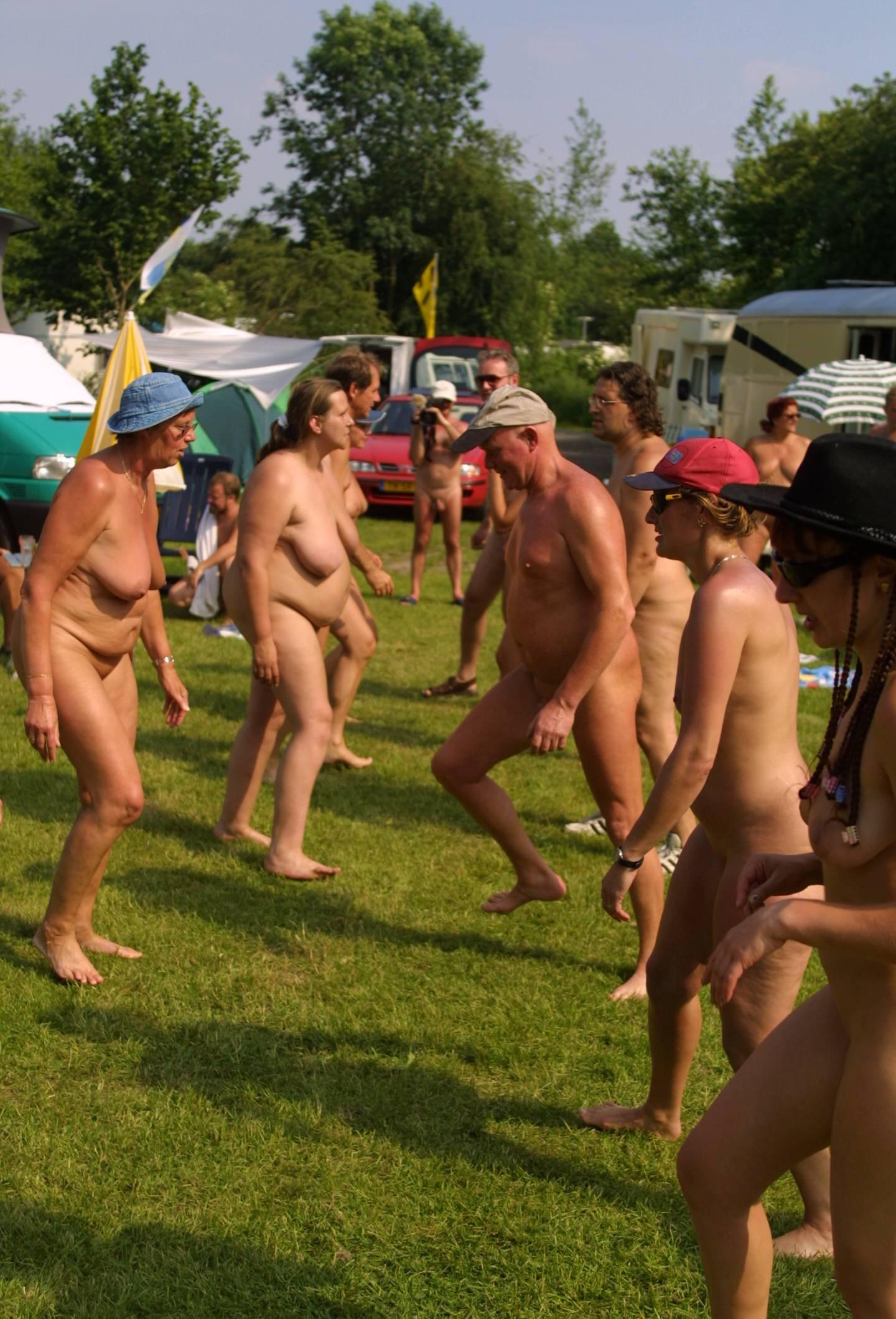 Nudist Photos Holland Nude Group Photo - 1