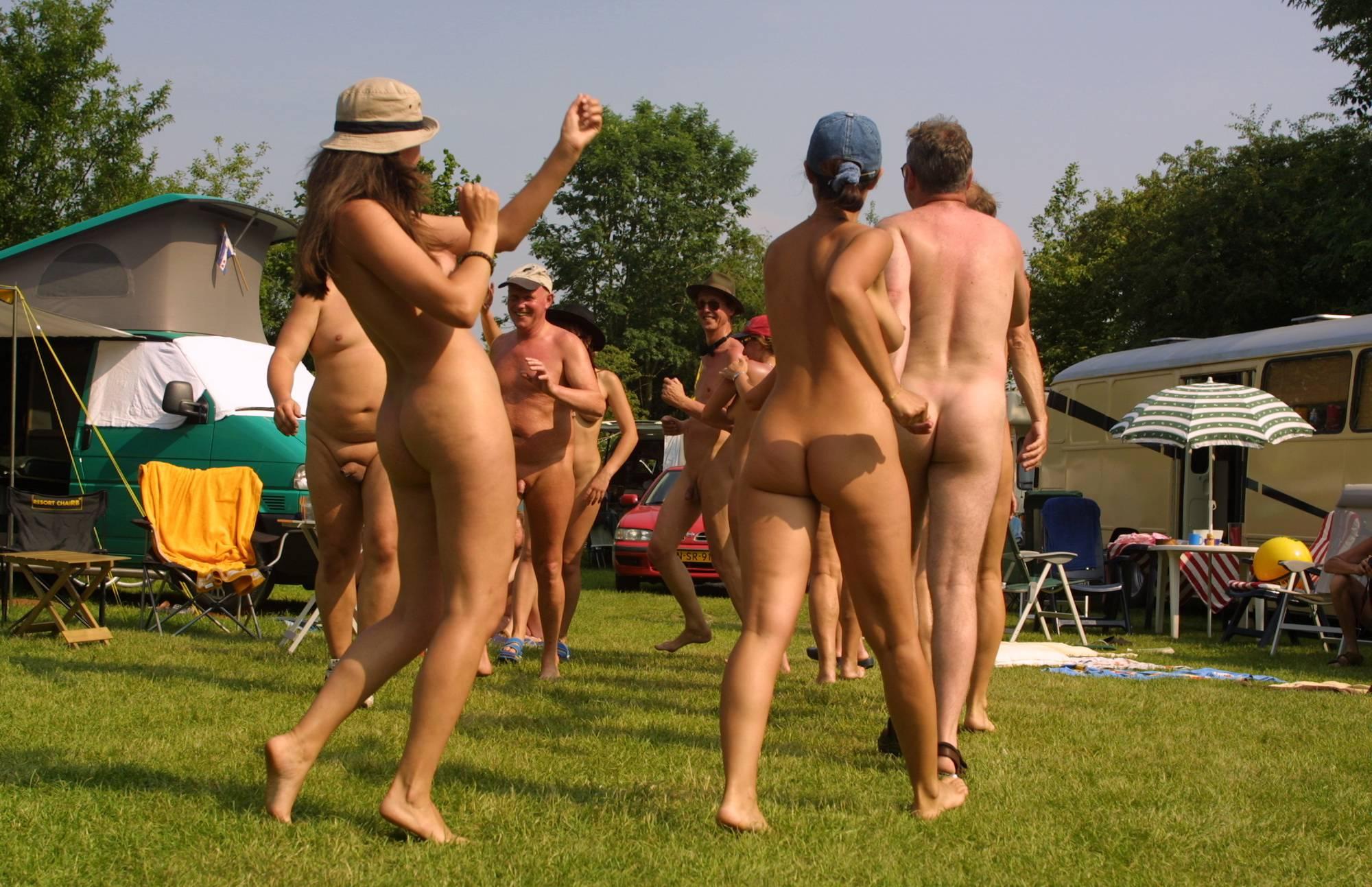 Nudist Pics Holland Nude Group Photo - 2