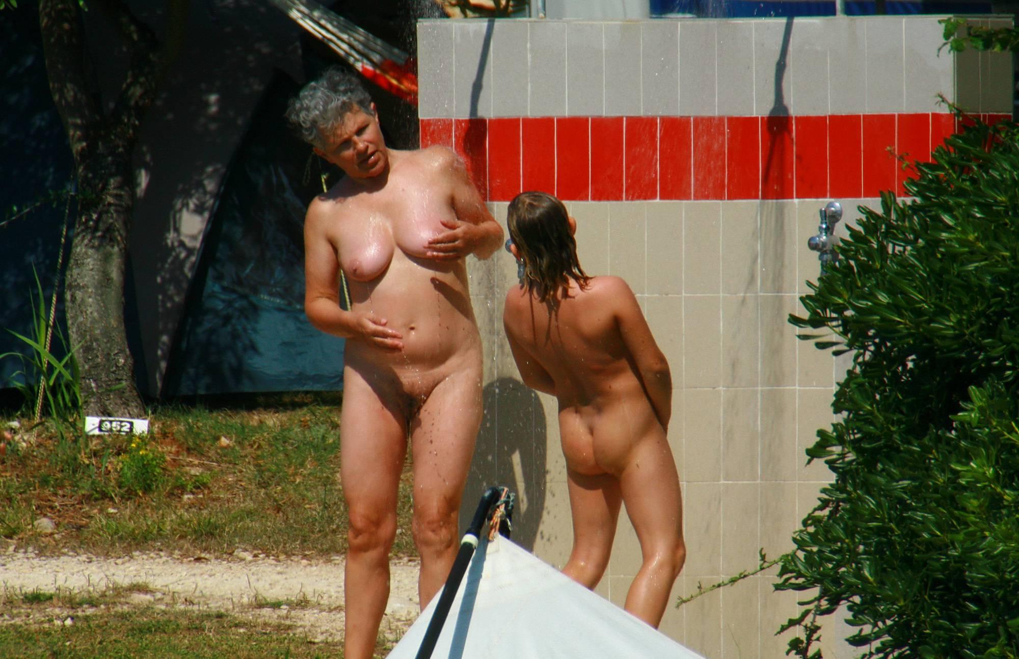 Hot Summer Water Down - 2