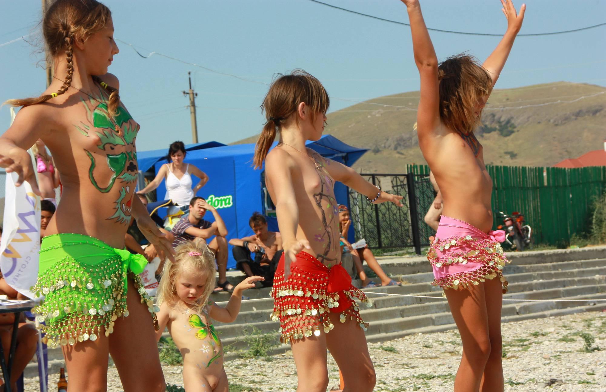 Miss Natura Group Dance - 2