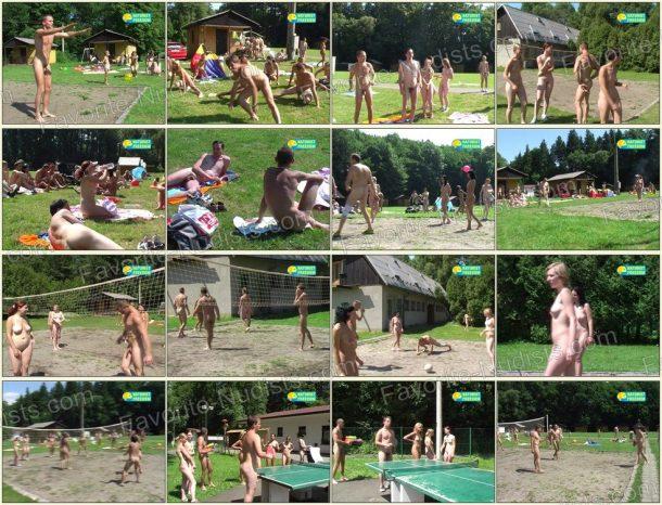 Film stills of Volleyball 1
