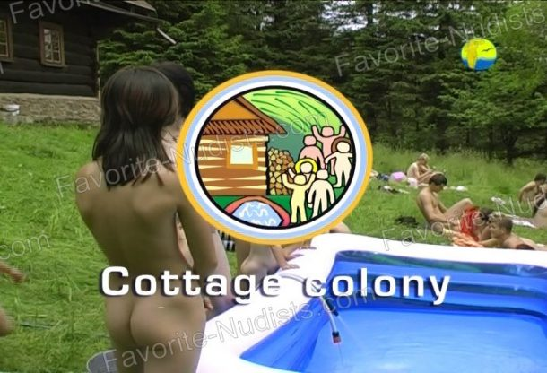 Cover of Cottage Colony