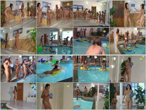 Aqua Miss - frames 1