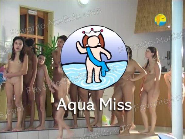 Video still Aqua Miss