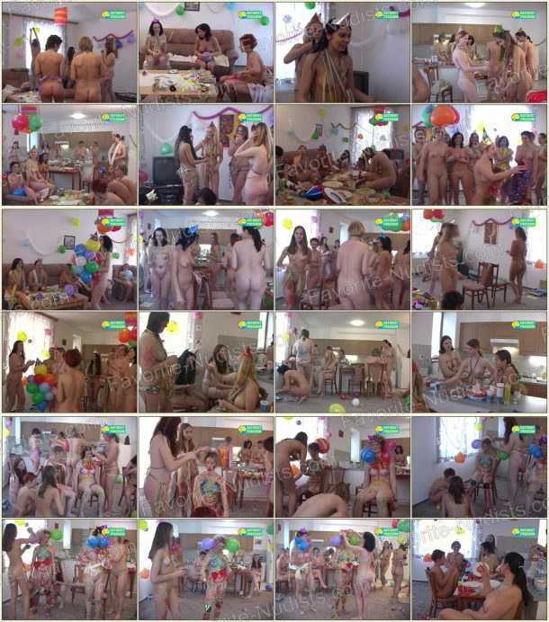 Girls' Birthday Party snapshots 1