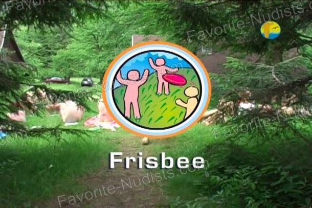 Frisbee - video still