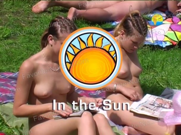 In the Sun - snapshot