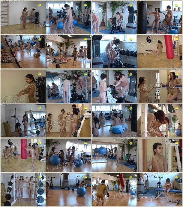Fitness Girls - snapshots 1