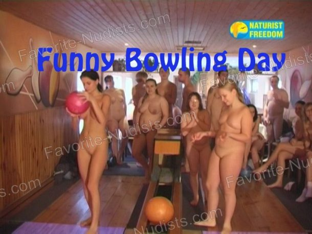 Video still Funny Bowling Day