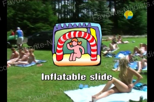 Inflatable Slide - screenshot