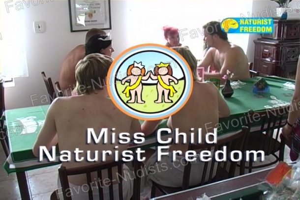 Miss Child Naturist Freedom - cover