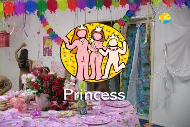 Princess shot