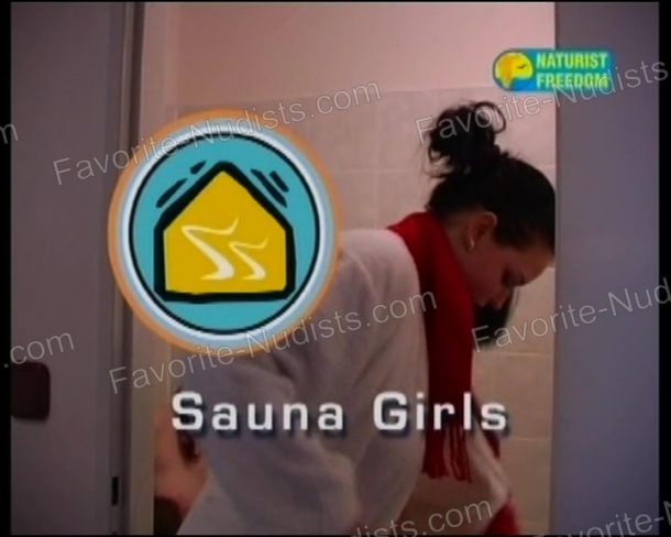 Cover Sauna Girls