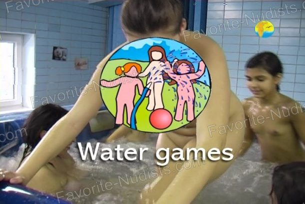 Snapshot of Water Games