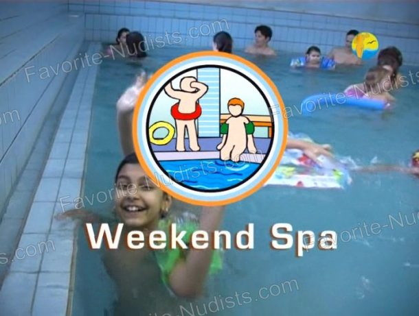 Cover of Weekend Spa