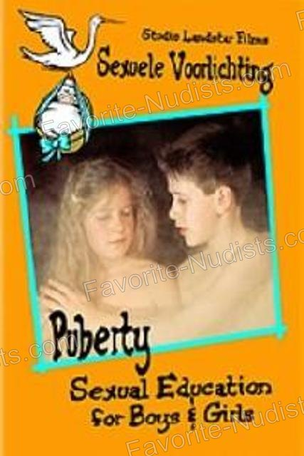 Puberty:Sexual Education for Boys and Girls/Sexuele Voorlichting 1991 frame