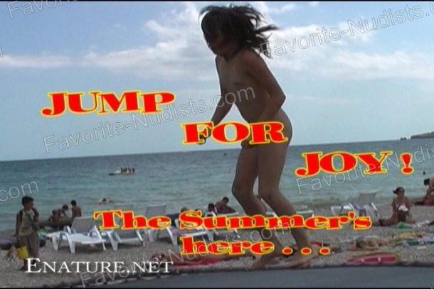 Frame Jump for Joy! The Summer's Here
