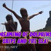 Dreaming of Dolphins, Ships and The Sea