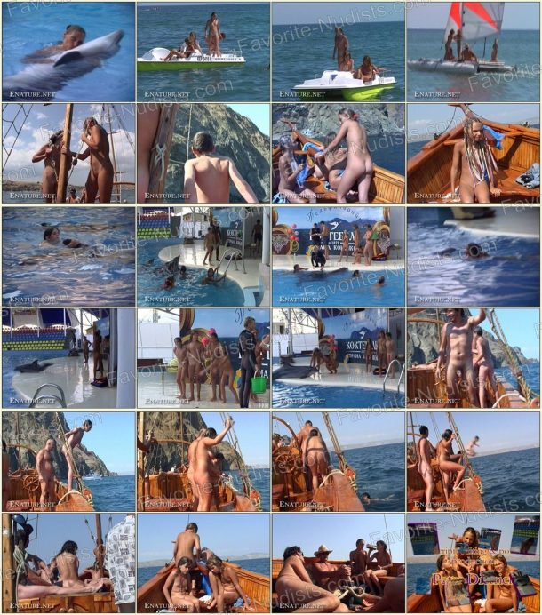 Dreaming of Dolphins, Ships and The Sea film stills 1
