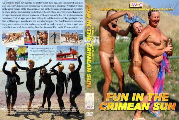 Fun In The Crimean Sun - shot