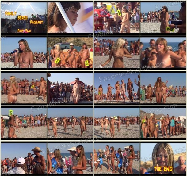 Family Beach Pageant Part Two screenshots 1