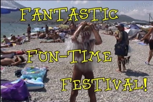Cover of Fantastic Fun-Time Festival!
