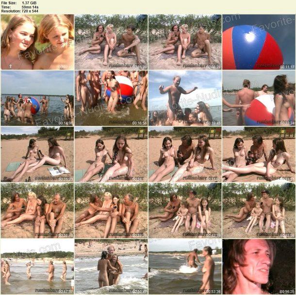 Beach Ball Day - snapshots 1