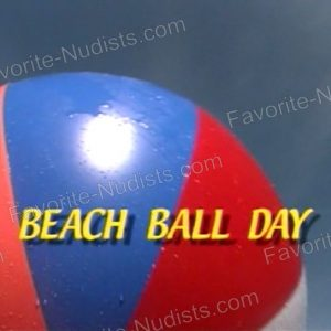 Beach Ball Day
