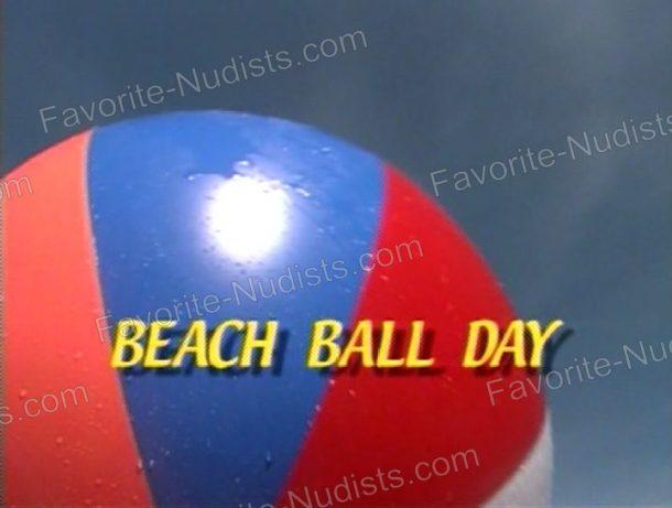 Beach Ball Day - video still