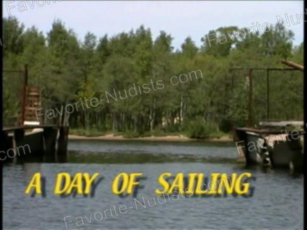 Shot A Day of Sailing