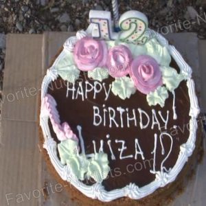 Happy Birthday Luiza